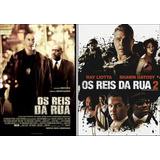 Dvds Originais Filme Os Reis Da Rua 1 E 2