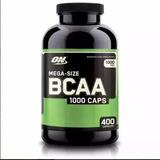 Bcaa Optimum On 400 Caps 100% Original! Validade 2020