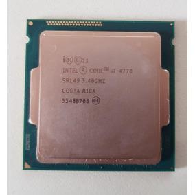 Processador Core I7 4770 Lga Socket 1150 3.4g