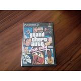 Grand Theft Auto Vice City Ps2