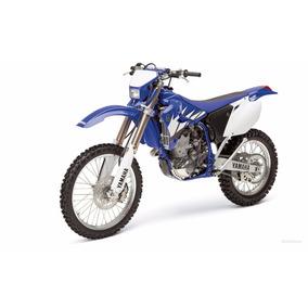 Paralama Dianteiro Wr 250 F Até 2005 Original Yamaha Azul
