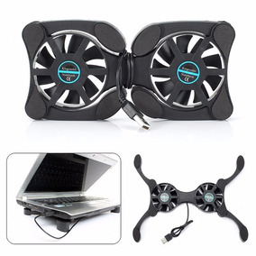 Base Fan Cooler Plegable Mol 919 Laptop 14¨ Consola Dvd