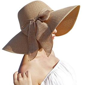 Sombrero Tipo Pava Grande Otros Tipos - Sombreros en Mercado Libre ... 6b41464d596