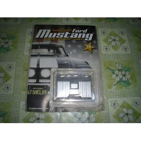 Conjunto De Peças Ford Mustang Shelby 67 1/8 + Fascículo 18