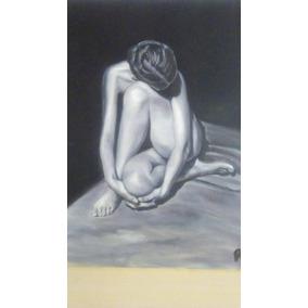 Tela Pintura Mulher Do Meu Patrão