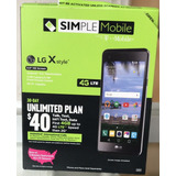 Lg X Style Tracfone