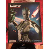 Liara Exclusive, Mass Effect