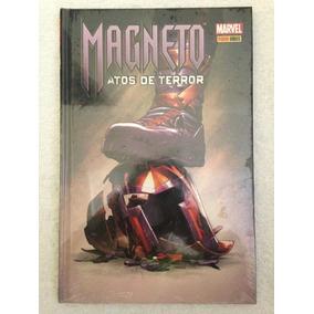 Magneto - Atos De Terror Nova/lacrada.