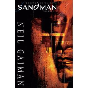Sandman Vol. 2 Edição Definitiva Promoção