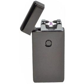 Isqueiro Eletrônico De Plasma Para Cigarro Usb D19