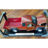 Chevrolet Colorado 2004 A Escala 1:18 Maisto