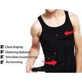 Camiseta Reductora, Moldeadora, Termica, Hombre.(compare Ya)