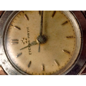 4e10687ceb9 Relógio Eterna Matic A Corda - Relógios no Mercado Livre Brasil