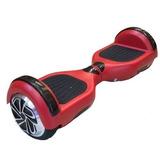 Hoverboard Scooter Elétrico Audisat C/ Bolsa E Leds Foston