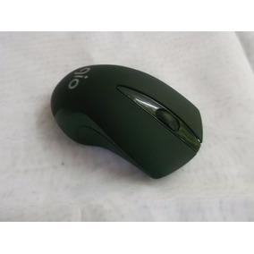 Mouse Inalambrico Gio W120 Negro
