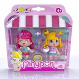 Pinypon Amigas De Compras Pack 2 Figuras Con Accesorios 2018