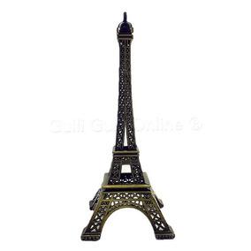 Replica Torre Eiffel Paris 19 Cm Decoracion Fiesta Bodas