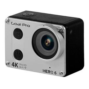 Câmera Goal Pro Hero 6 4k- Sport/ação Original Wi-fi Full Hd