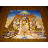 Vinilo Iron Maiden / Powerslave (nuevo Y Sellado) Made In Eu