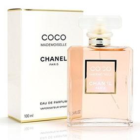 Perfume Coco Mademoiselle Chanel Eau Parfum 100ml Mujer