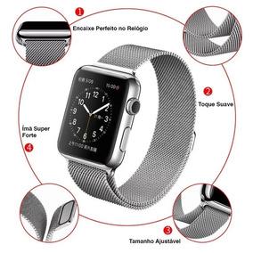 18d1ae0bea8 Apple Watch Pronta Entrega Unissex - Relógios De Pulso no Mercado ...