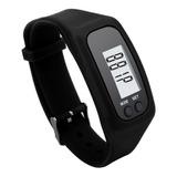 Smartband Relógio Pedômetro Contador De Passos Liveup