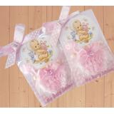 Recuerdos Baby Shower En Crochet Bebe Para Niña