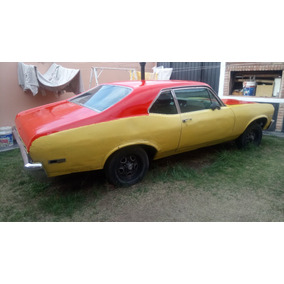 Carroceria Chevrolet Chevy Ss Coupe 1973 Serie 2