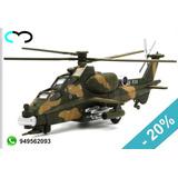 Helicoptero Apache Escala 1:55