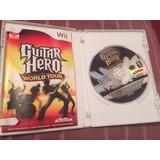 Guitar Hero World Tour Para Wii