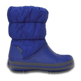 Crocs Botas De Lluvia Winter Puff Boots - Crocs Uruguay