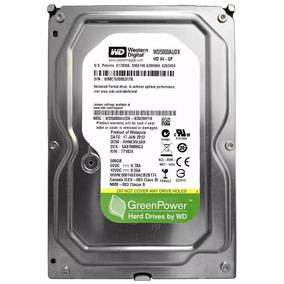 Hd Western Digital 500gb 7200rpm P/ Computador Pc