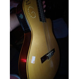 Guitarra Gracias Gold Electro Criolla