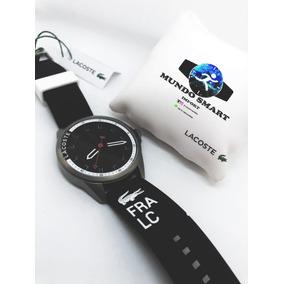 72169cc5c3c Relógio Lacoste Preto Masculino - Relógios De Pulso no Mercado Livre ...