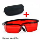 Óculos De Proteção Laser Vermelho no Mercado Livre Brasil 268da9e760