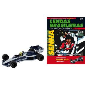 Ayrton Senna - Brabham Bt52b Test 1983 Gp 1:43 Ed. Nº 29