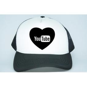 Bone De Youtuber - Bonés para Masculino no Mercado Livre Brasil 47b41cdcf6e