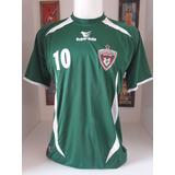 c2ce965d57 Camisa Futebol Preparada Jogo Villa Do Carmo Minas Gerais