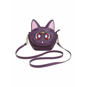Bolsa Sailor Moon Luna Crossbody Hot Topic 2017 Sintética