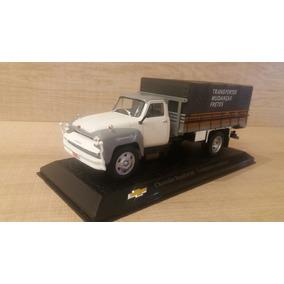 Miniatura Caminhão C6500 1:43 Chevrolet Collection Especiais