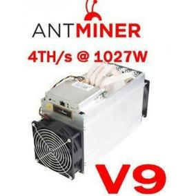 Cambio O Vendo Antminer V9 Con Fuente De Poder