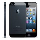 Apple iPhone 5 16gb,( Desbloqueado) , Branco E Preto