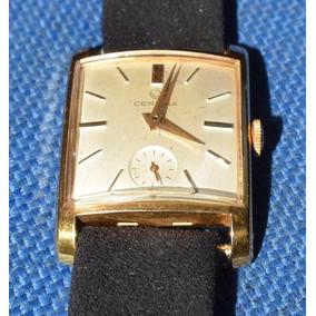 64974cc86d7 Relogio Certina Antigo Todo Em Ouro - Relógios no Mercado Livre Brasil