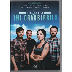 The Cranberries Dvd The Best Of Novo Lacrado