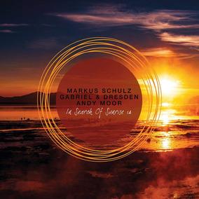 Markus Schulz In Search Of Sunrise 14 Cd Triple Nuevo Import