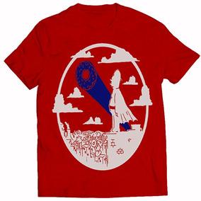 b1f81fa02 Camisa Camiseta Homer Batman Rosquinha Simpson