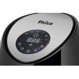 Fritadeira Philco Air Fry Digital Inox 3,2 Litros Barata