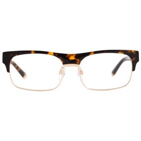 Evoke Capo Iv - Óculos De Grau G21 Turtle Brown Gold - Lente 2fb933a332
