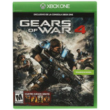 Gears Of War 4 Xbox One + Saga De Gears Xbox 360 (d3 Gamers)