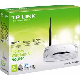 Router Tp-link 150mbps Falla Señal